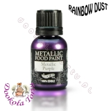 RAINBOW DUST farbka - fioletowa PURPLE