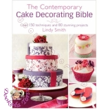 Książka CAKE DECORATING BIBLE Lindy Smith