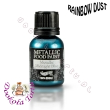 RAINBOW DUST farbka - niebieska ciemna MIDNIGHT BLUE