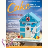 Czasopismo CAKE craft&decoration 8/2014